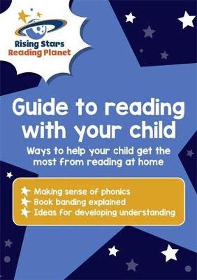 Reading Planet - Guide to Reading with your Child [Pack of 10] - Abigail Steel