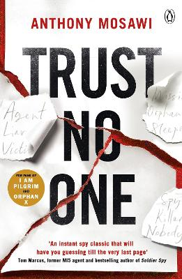 Trust No One - Anthony Mosawi