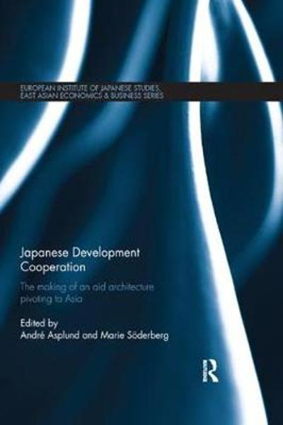 Japanese Development Cooperation - Andre Asplund