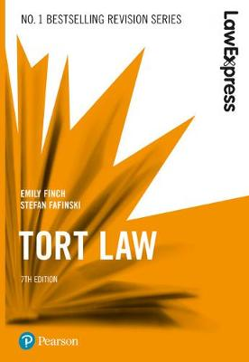 Law Express: Tort Law - Emily Finch