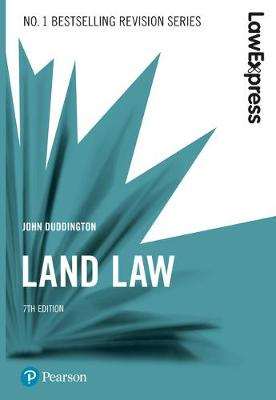 Law Express: Land Law - John Duddington