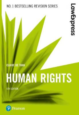 Law Express: Human Rights - Claire De Than