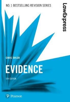 Law Express: Evidence - Chris Taylor