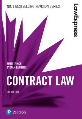 Law Express: Contract Law - Emily Finch
