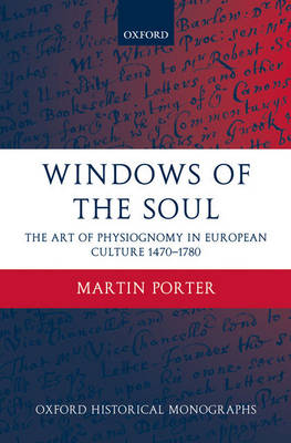 Windows of the Soul - Martin Porter