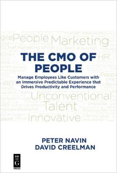 The CMO of People - Peter Navin