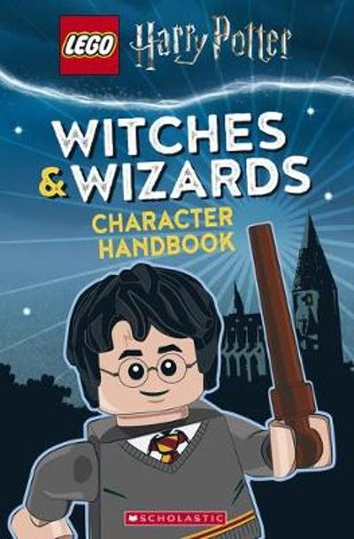 Witches and Wizards Character Handbook (LEGO Harry Potter) - Samantha Swank