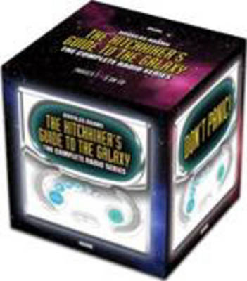 Hitchhiker's Guide to the Galaxy, the Complete Radio Series - Douglas Adams