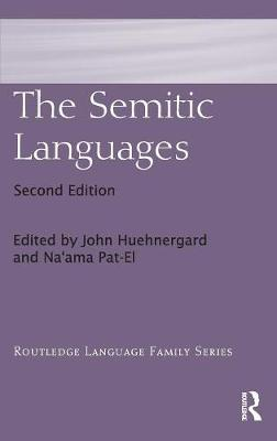 The Semitic Languages - Robert Hetzron