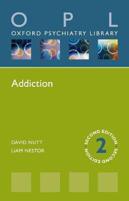 Addiction - David J. Nutt