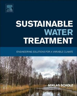 Sustainable Water Treatment - Miklas Scholz