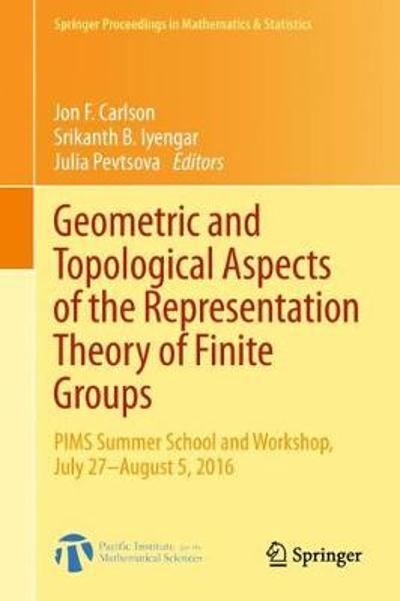 Geometric and Topological Aspects of the Representation Theory of Finite Groups - Jon F. Carlson