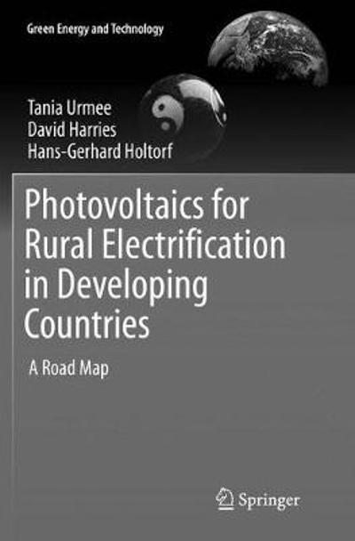 Photovoltaics for Rural Electrification in Developing Countries - Tania Urmee