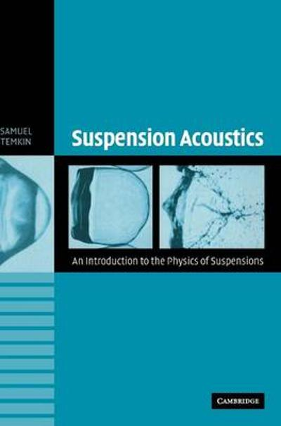 Suspension Acoustics - Samuel Temkin