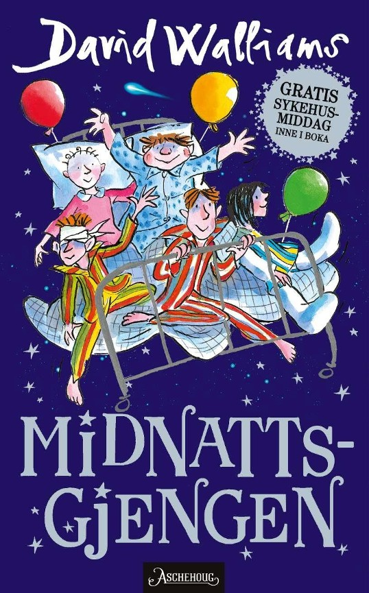 Midnattsgjengen - David Walliams