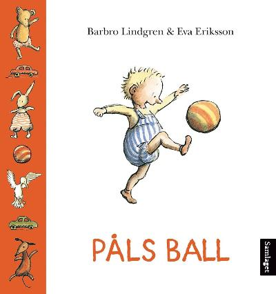 Påls ball - Barbro Lindgren