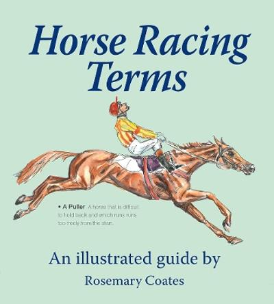 Horse Racing Terms - Rosemary Coates