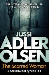 The Scarred Woman - Jussi Adler-Olsen  William Frost