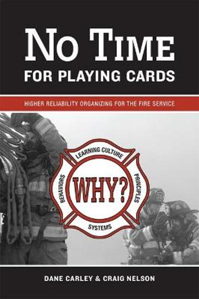 No Time for Playing Cards - Dane Carley