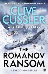 The Romanov Ransom - Clive Cussler Robin Burcell