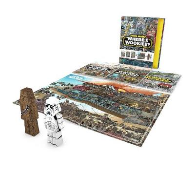 Star Wars Where's the Wookiee Collection - Egmont Publishing UK