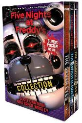 Five Nights at Freddy's 3-book boxed set - Scott Cawthon Kira Breed-Wrisley