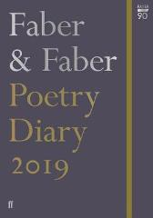 Faber & Faber Poetry Diary 2019 - Various