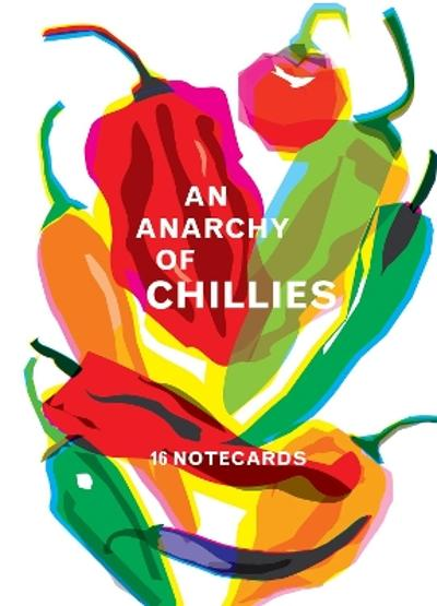 An Anarchy of Chillies: Notecards - Caz Hildebrand