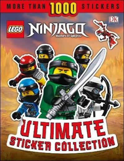 LEGO NINJAGO Ultimate Sticker Collection - DK