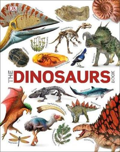 The Dinosaurs Book - DK