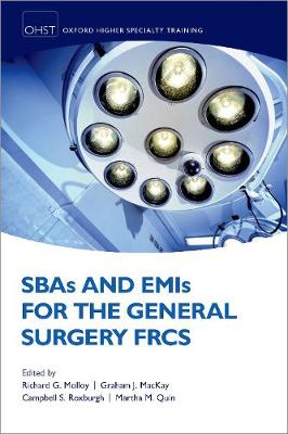 SBAs and EMIs for the General Surgery FRCS - Richard G. Molloy