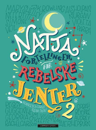 Nattafortellinger for rebelske jenter - Francesca Cavallo