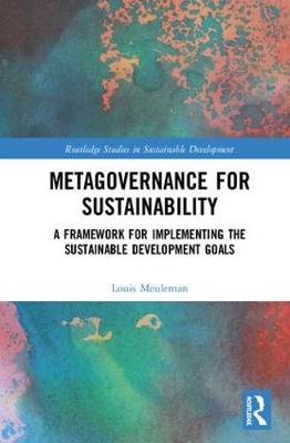 Metagovernance for Sustainability - Louis Meuleman