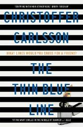 The Thin Blue Line - Christoffer Carlsson Michael Gallagher