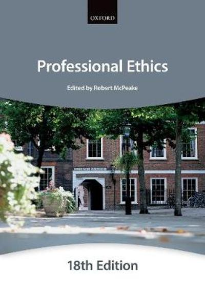 Professional Ethics - The City Law School