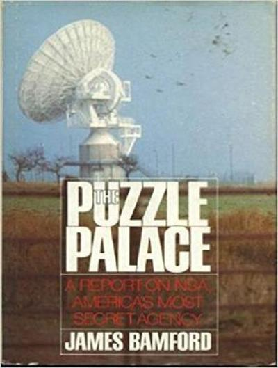 The Puzzle Palace - James Bamford