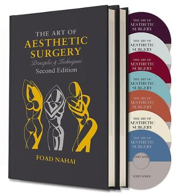 The Art of Aesthetic Surgery: Volumes 1 and 2, Second Edition - Foad Nahai