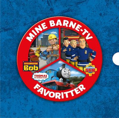 Mine barne-TV favoritter - Tom Thorsteinsen