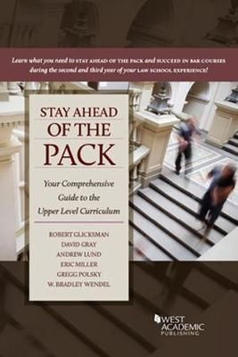 Stay Ahead of the Pack - Robert Glicksman