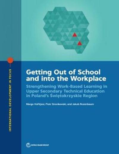 Getting out of school and into the workplace - Margo Hoftijzer