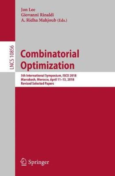 Combinatorial Optimization - Jon Lee