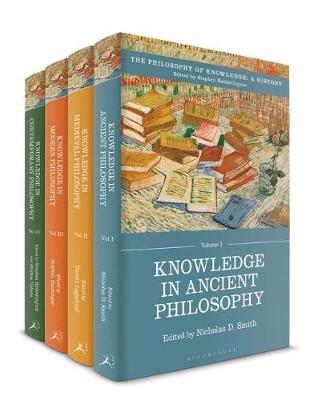 The Philosophy of Knowledge: A History - Stephen Hetherington