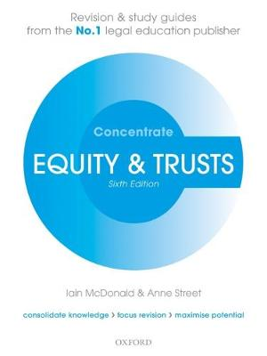 Equity & Trusts Concentrate - Iain McDonald