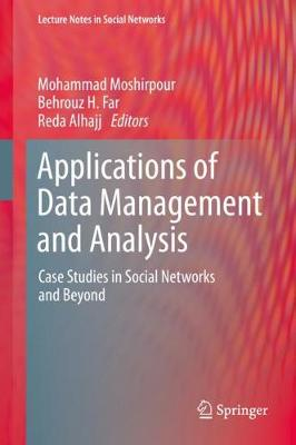 Applications of Data Management and Analysis - Mohammad Moshirpour