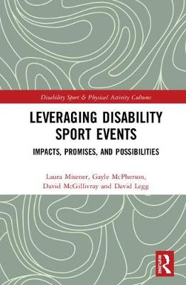 Leveraging Disability Sport Events - Laura Misener