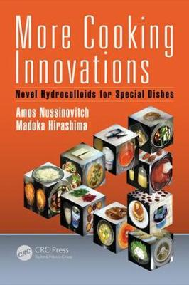 More Cooking Innovations - Amos Nussinovitch