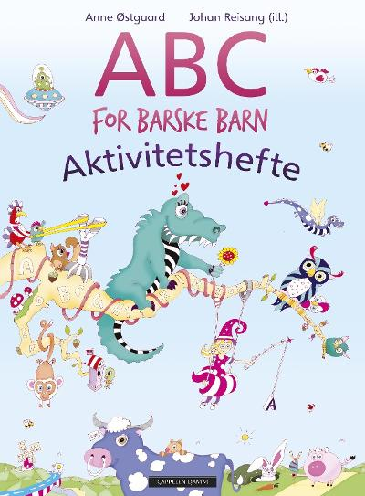 ABC for barske barn - Anne Østgaard