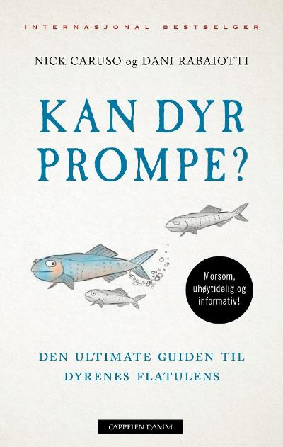 Kan dyr prompe? - Nick Caruso