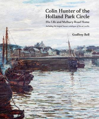 Colin Hunter of the Holland Park Circle - Godfrey Bell