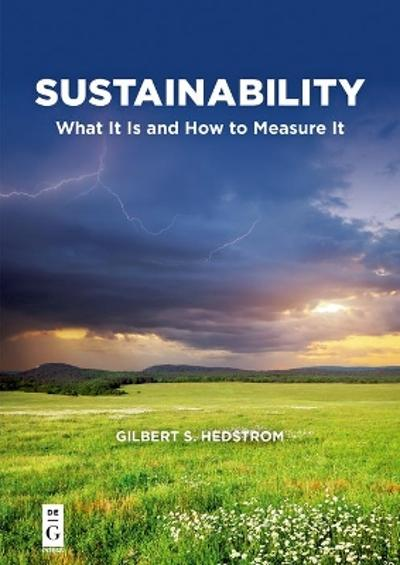 Sustainability - Gilbert S. Hedstrom
